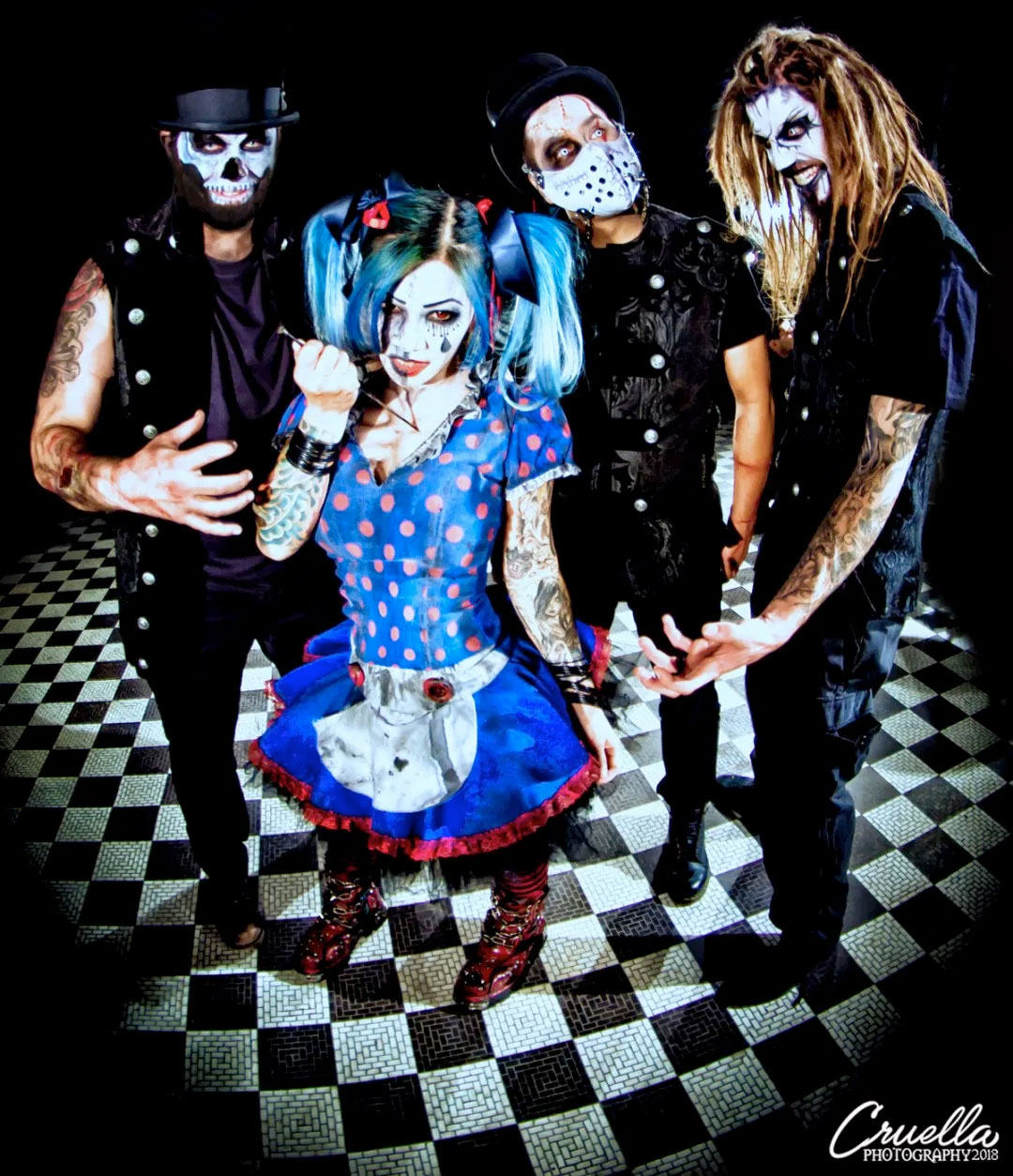 Raven Black promo image.