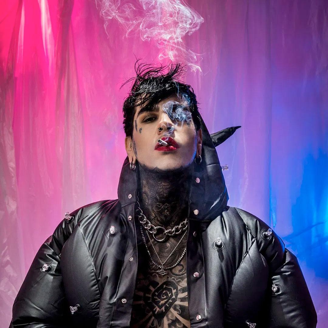 Ray Noir promo image.